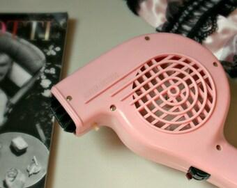 Vintage Pink Murphy Richards Hair Dryer