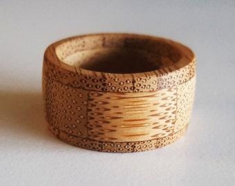 Bamboo Ring - Size 5.5 - Bodhi Rings