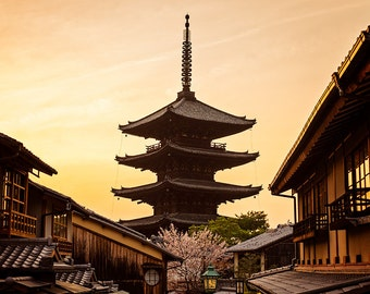 Japanese Art | Kyoto Photo | Japanese Print | Asian Art | Travel Photography