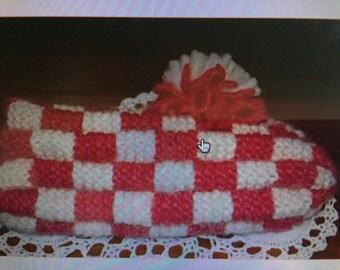 Knit Granny - Phenix Slipper Pattern