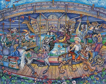 The Carousel Ride