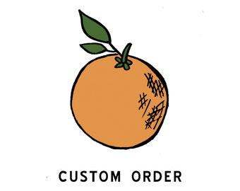 Custom Handmade Banner