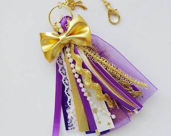 The Rapunzel Tassel *charm*