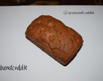 Mini Banana Bread Loaf