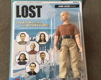 LOST John Locke 8-Inch Action Figure