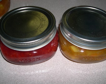 Small batch Jelly and Jams made with only fresh ingrediants and love