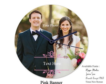 Personalized Wall Clock - Love