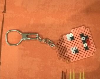 Clarens - Hama Beads keychain