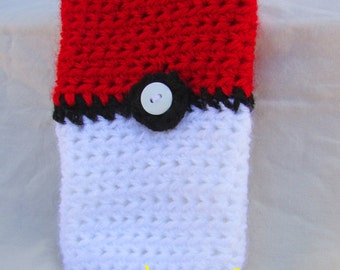 Pokemon Go! Pokeball Phone Cozy