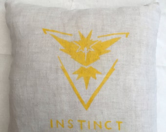 Pokemon Go INSTINCT cushion