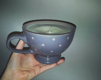 Caramel Latte Candle