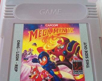 Mega man 4 gameboy