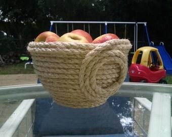 Medium Teacup Style Basket
