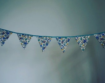 Bunting - floral
