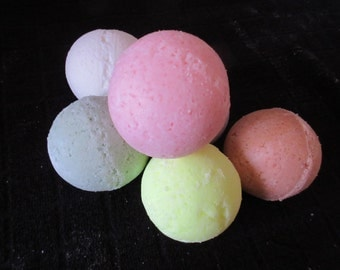Bath Bombs pack of 4
