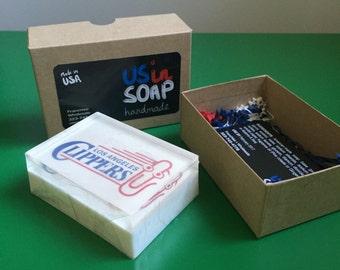 Customized handmade soap