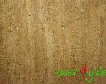 Cork fabric: 7 m - with quick shipping Cork cotton 0, 5mx0,