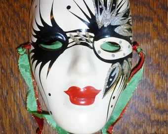 Small Decorative Wall Hanging Mask