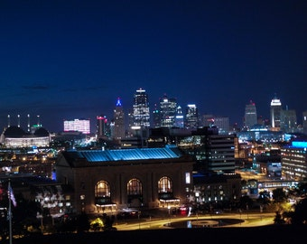 Kansas City Skyine
