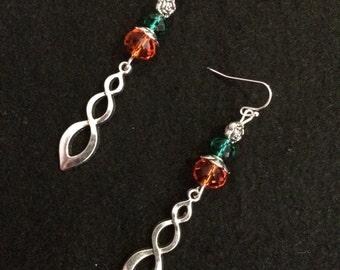 Earrings: Danglies