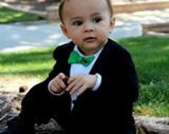 Elegant Onesie Baby Tuxedo