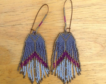 Lavender Dreams Earrings