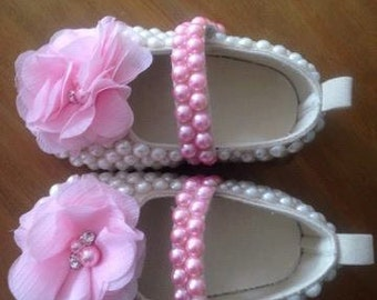 Baby Pearl Shoes