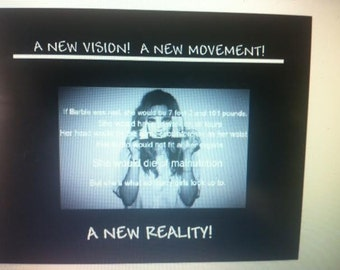 Barbie: A new reality!