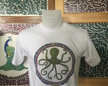 Original Design Octopus T-Shirt