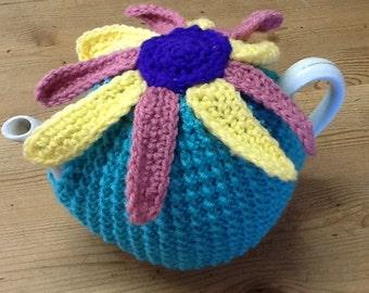 Funny Flower Tea Cosy