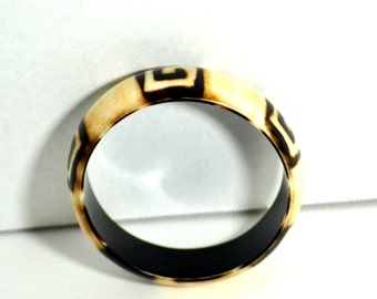 African Bangle bracelet/ Carmela