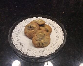 Cranberry White Chocolate Pistachio Cookies