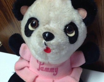 "Plush toy ""Pammy"" from Shirt Tales"