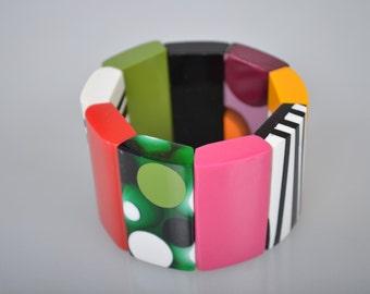 """Bracelet """"Ethnic colors"""""""
