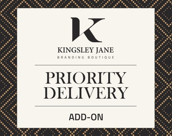 Priority Delivery - Branding Package