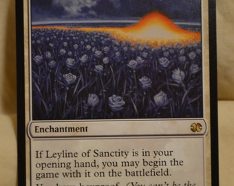 Leyline Of Sanctity, MTG, Near Mint