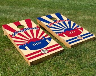 Buffalo Bills Cornhole Board Set