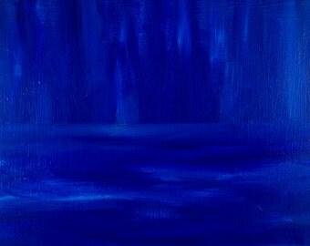 Print - Half of me is Ocean, Half of me is Sky