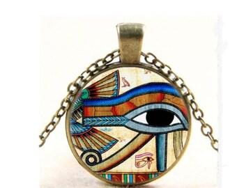 Necklace Egypt Egypt necklace cabochon necklace