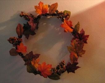 Autumn Wreath, Large