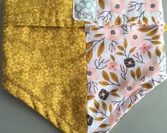 The Sheila - beautiful handmade dog bandana