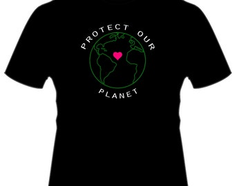 Protect Our Planet tee