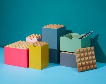 KORRIDOR PYRAMID BOXES - Home Decor
