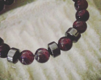 Amathyst Fitted Bracelet
