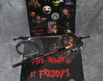 FNaF Crazy Party Pack FIVE NIGHTS at FREDDYS