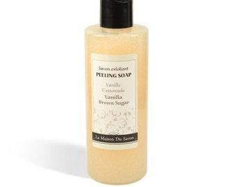 Exfoliating Soap - VANILLA & BROWN SUGAR