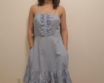 Sweetheart country girl dress