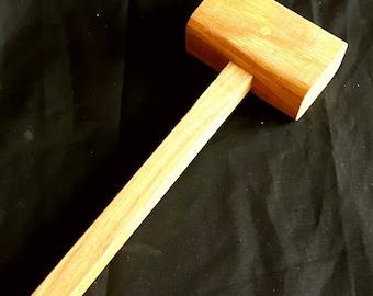 Oak Wooden Mallet