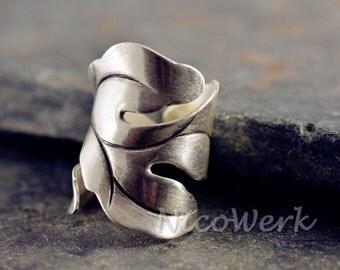 Silver ring VINTAGE ring Silver 925 adjustable ladies jewelry ladies rings 190