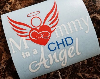 Mommy to a CHD Angel * Infant loss * Heart defects * In memory of * CHD Awareness * Heart Angel * Heart Warrior
